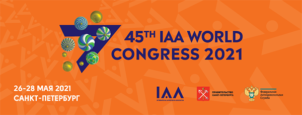 45th IAA World Congress, 27-29 May 2020
