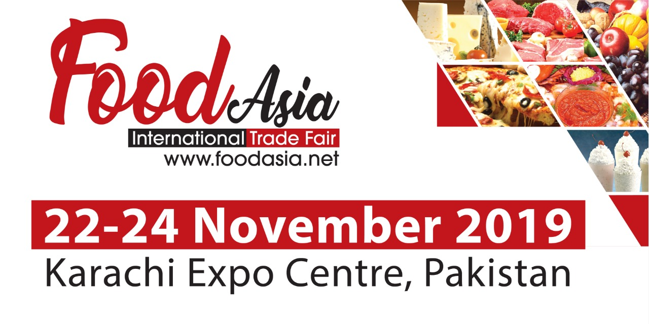 Food Asia 2019, Pakistan, November 2019
