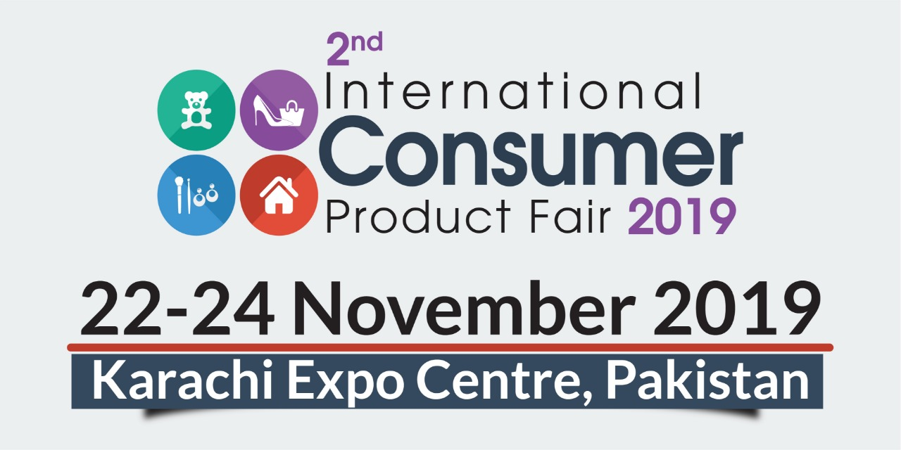 International Consumer Product Fair, Pakistan, November 2019