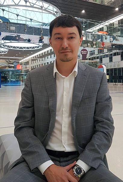 DMITRII SHCHERBAKOV